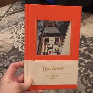 ANTHROPOLOGIE JOURNAL BY SLIM AARONS NEW